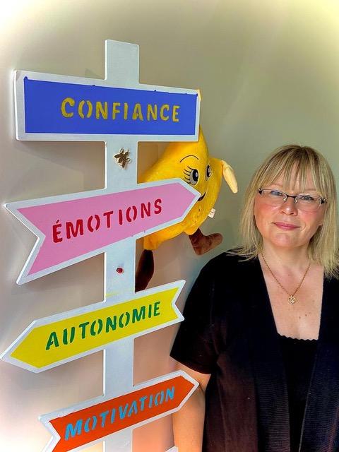 Ursula PINEAU: de professeur des écoles à Psychopédagogue