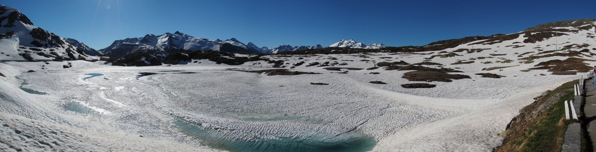 Panorama Grimselpass