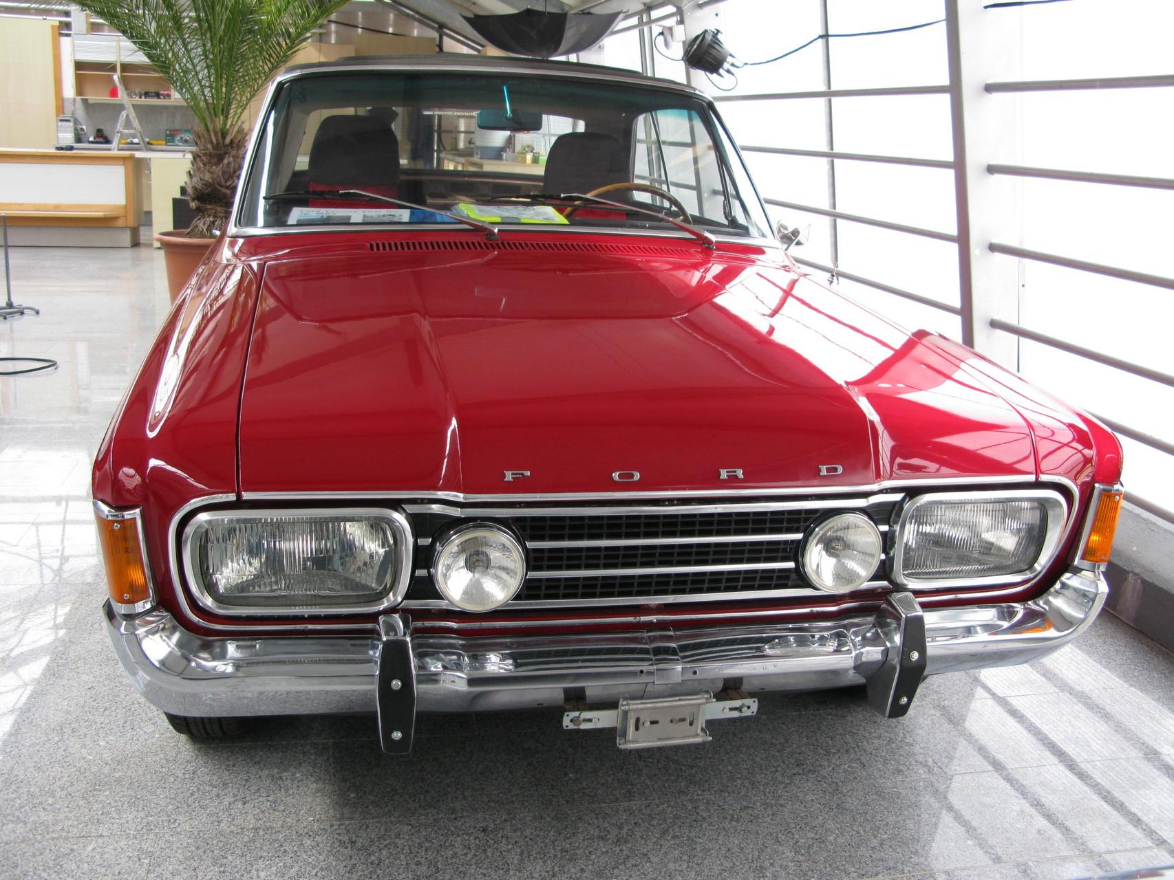 Ford Taunus 20M RS