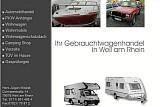Wohnmobil, Wohnwagen. Verkauf, Reparatur, TÜV--Gasprüfung und Vorzelte. Nahe Lörrach.