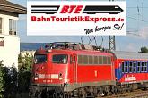 Deutsche Bahn, Autozug Lörrach - Hamburg