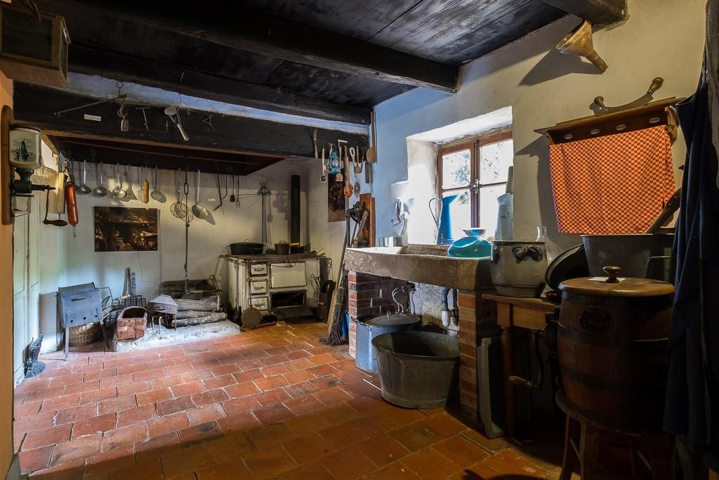 La cuisine: la pièce à vivre d'autrefois