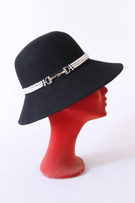 帽子専門教室サロン・ド・シャポー 生徒作品 (2年・3年)