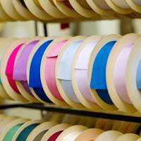 帽子教室 サロン・ド・シャポー学院 「購買部」リボン