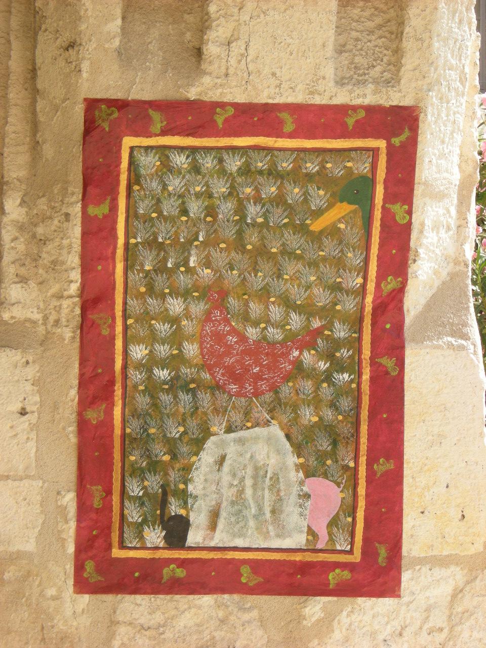 La petite poule rousse - Florence Racine