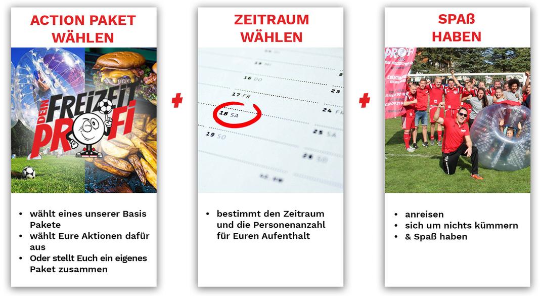 Dein Action-Urlaub in Thüringen - Wähle eines unserer Actionpakete und erlebe dein persönliches Erlebniswochenende.