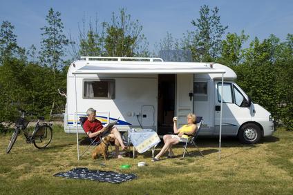 Aire repos camping-car Nîmes