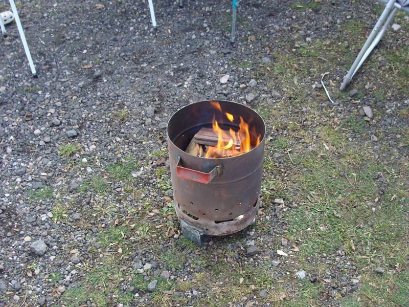 Am Anfang war das Feuer........