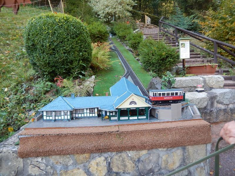 Die Bergbahn in Oberweißbach