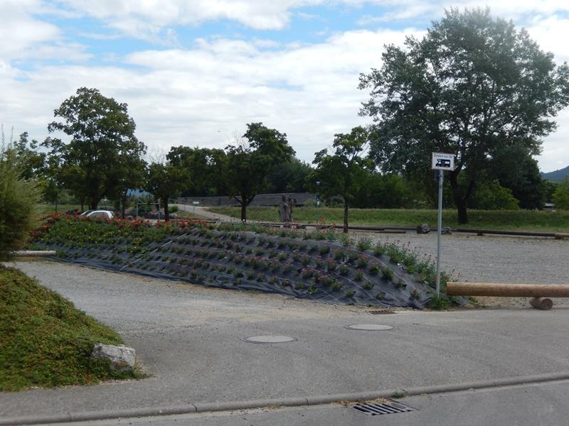 Stellplatz in Lauchringen
