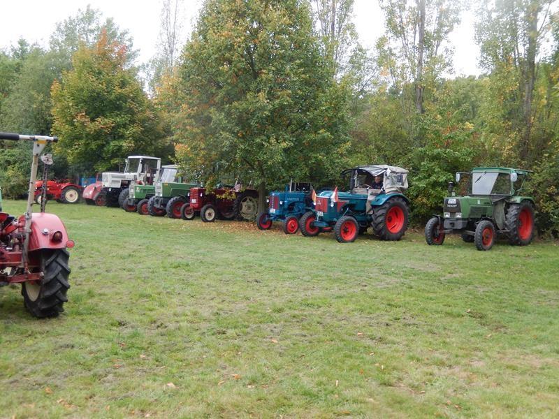 Die Traktoren