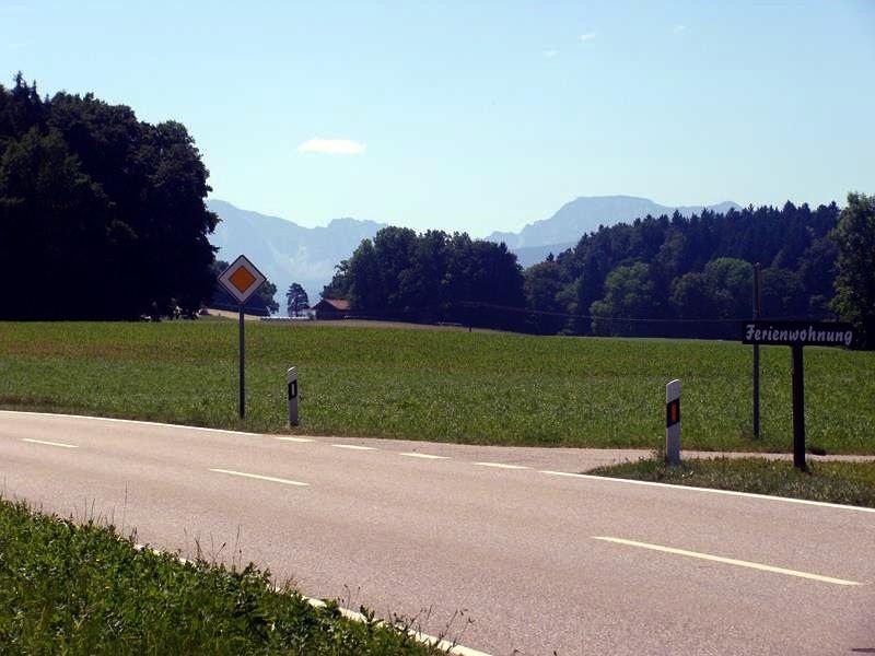 Radtour um den Waginger See