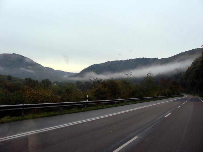 Nach zwei Tagen geht es weiter nach Aarbergen