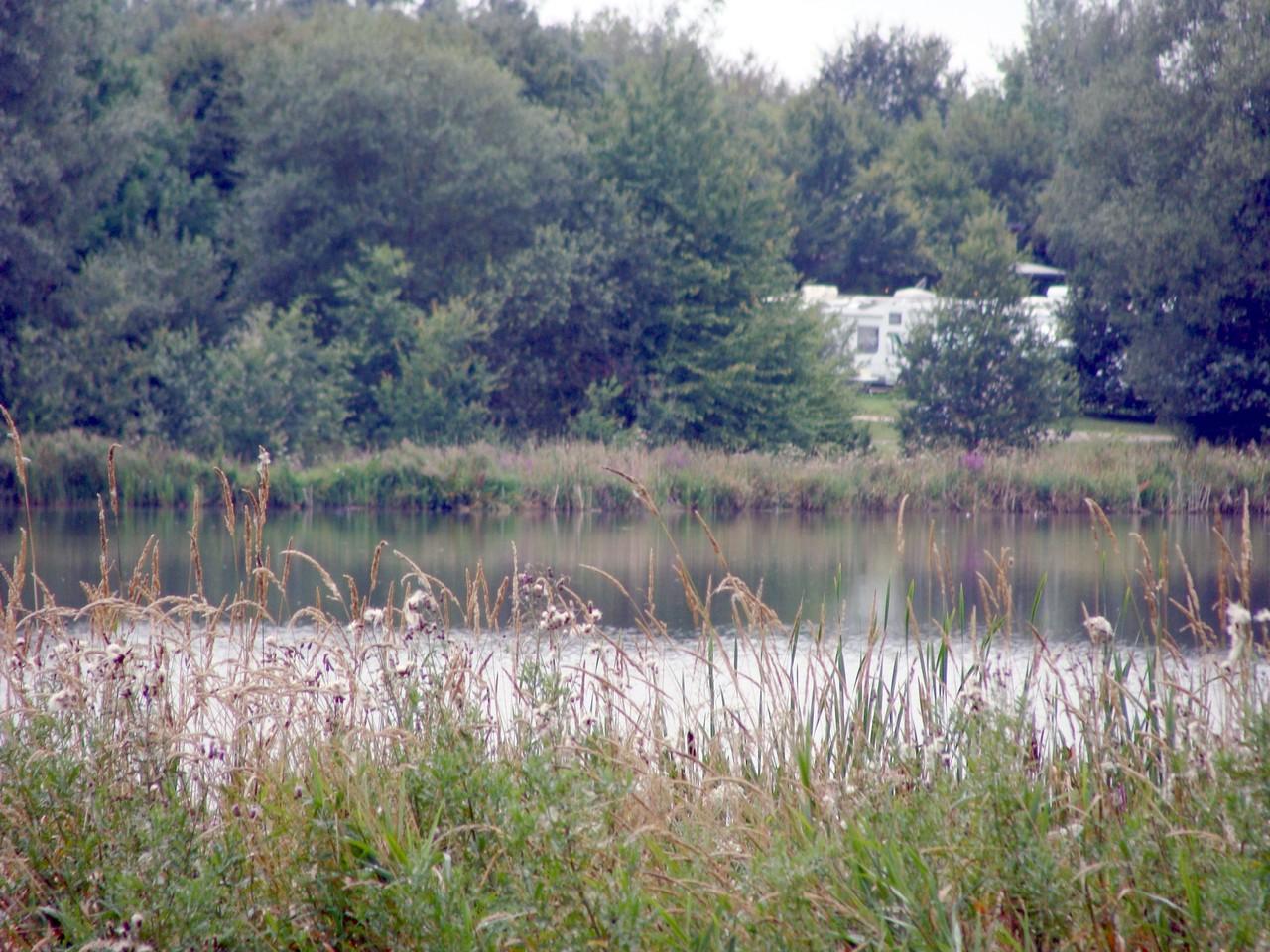 Der See.