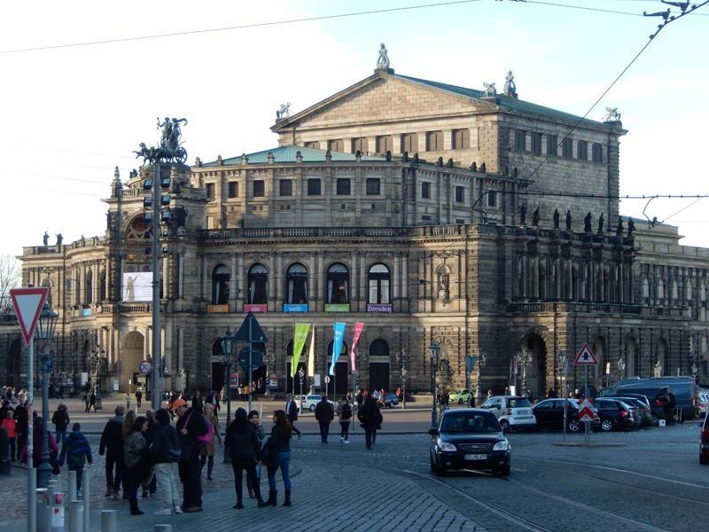Die Semper-Oper