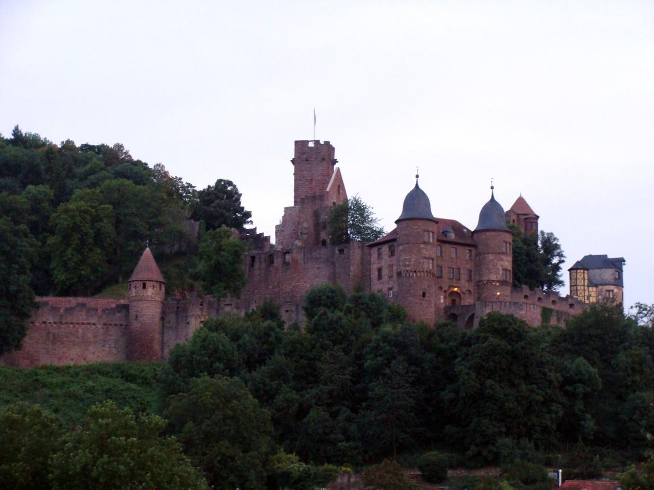 Noch mal das Schloss