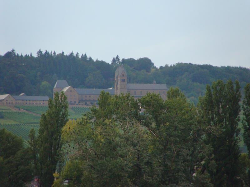 Das Kloster Hildegard von Bingen