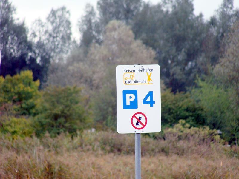Hier sind Hunde verboten