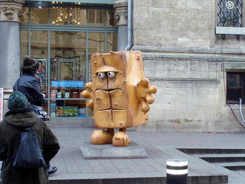 Na den kennen wir doch....Mönsch, der Bernd.....