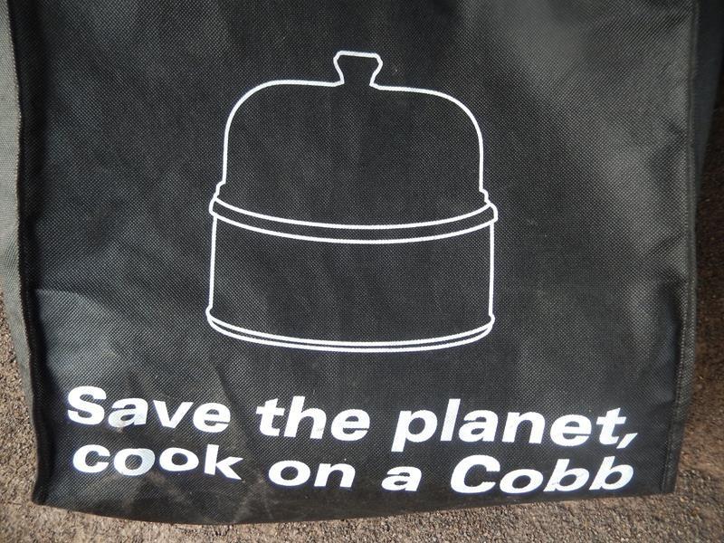 eine Cobb-Tasche..........