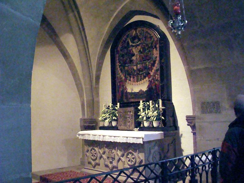 Die Sakramentskapelle