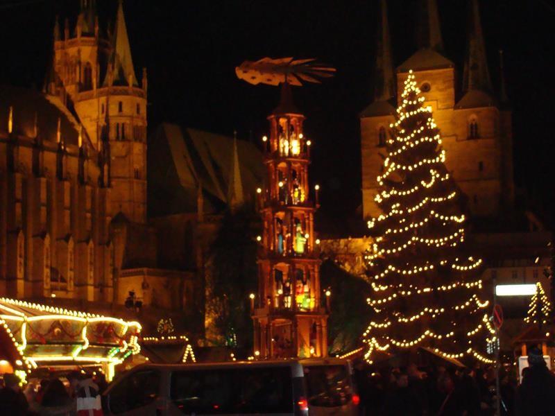 Und ab auf den Weihnachtsmarkt