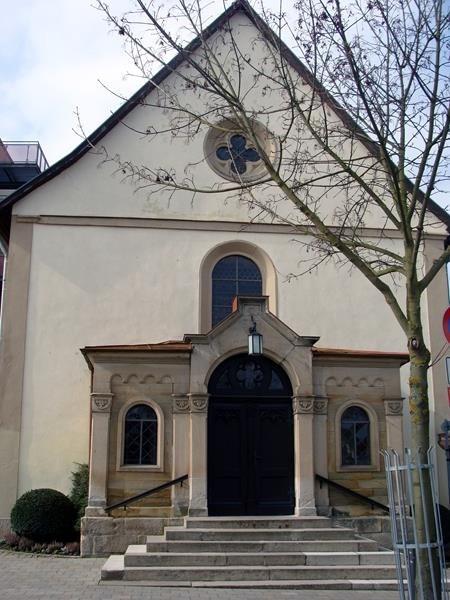 Gleich zu Beginn steht die Klosterkirche
