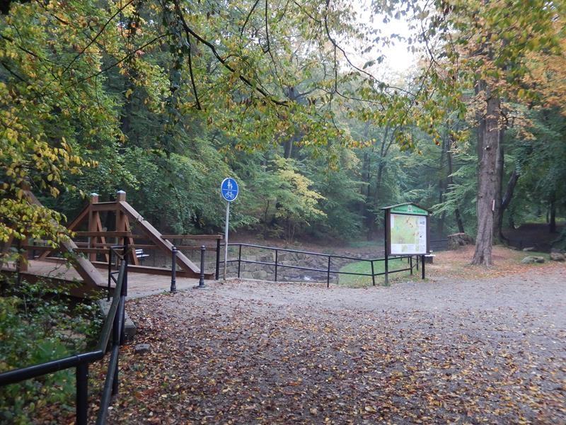 Spaziergang - viele Wandermöglichkeiten