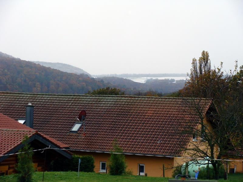 Restaurant und Wohnhaus von Kalli und seiner Familie