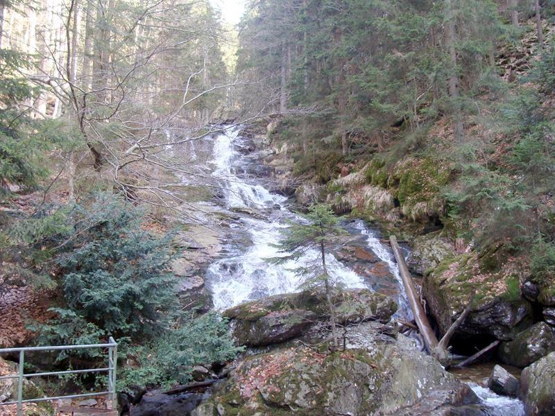 Die Rißlochwasserfälle