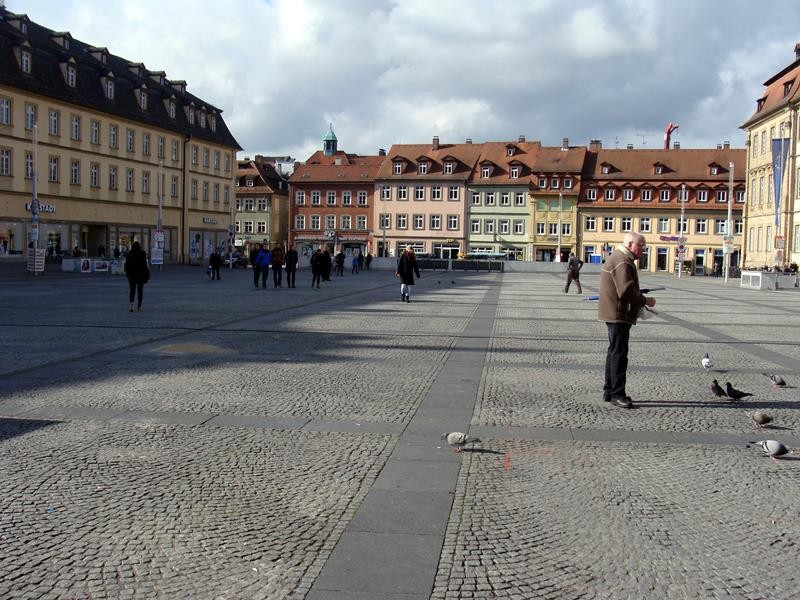 Der Maximiliansplatz