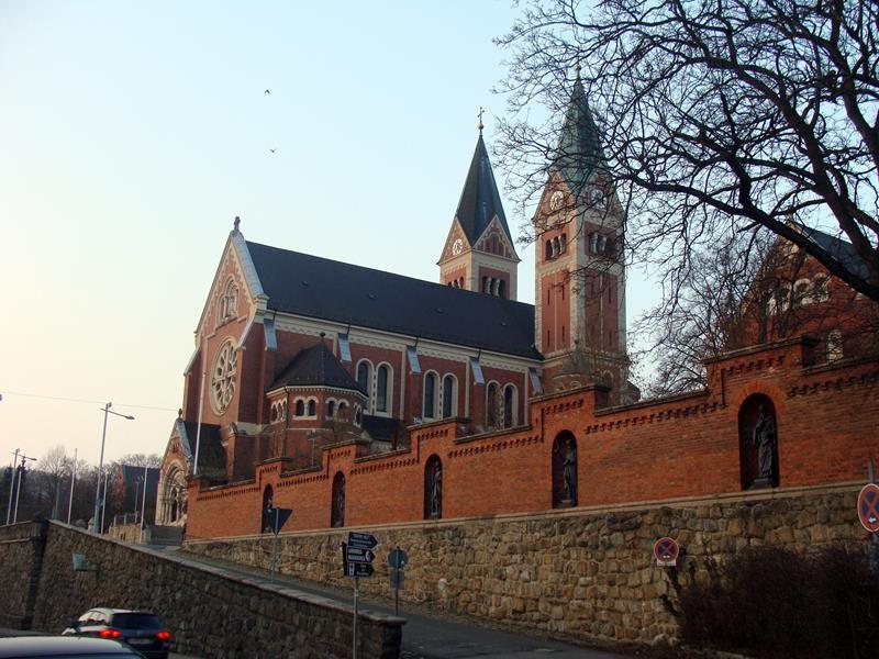 Klosterkirche Maria Hilf