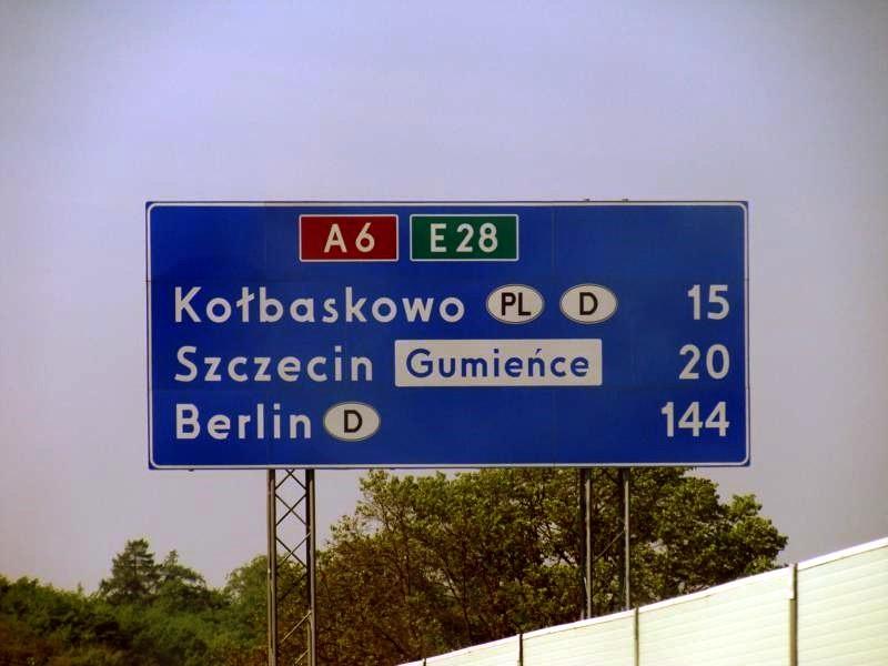 Deutschland - wie schön.