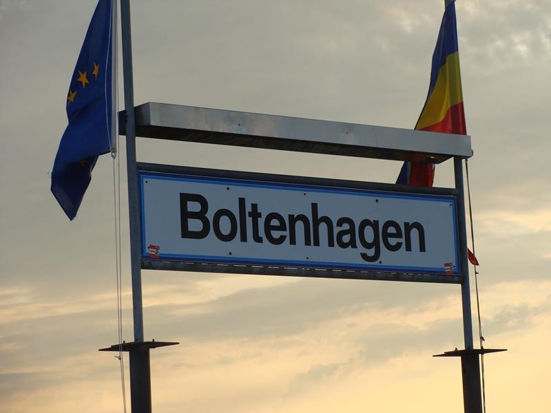 Wir sind da. Ostseebad Boltenhagen