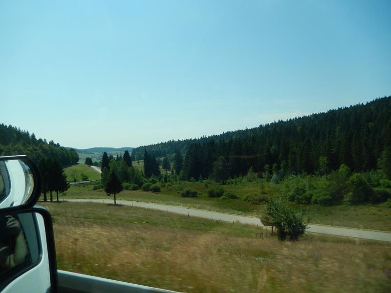 Der Schwarzwald ist schon sehr schön
