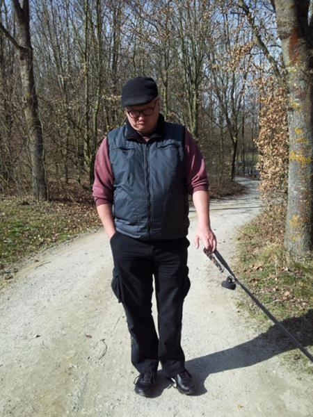 Dirk schmollt ;))