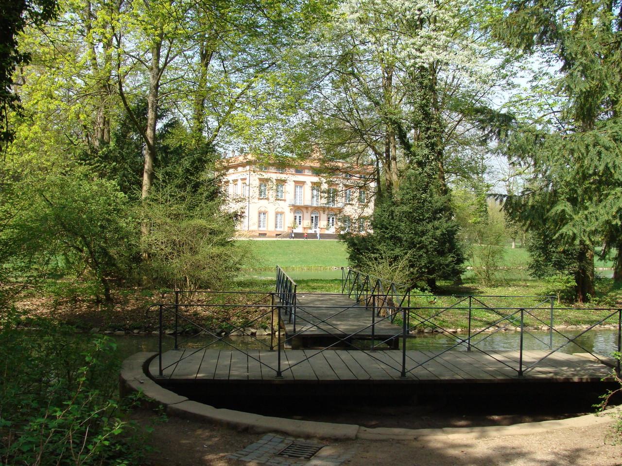 Das letzte Bild der Fototour durch Aschaffenburg.