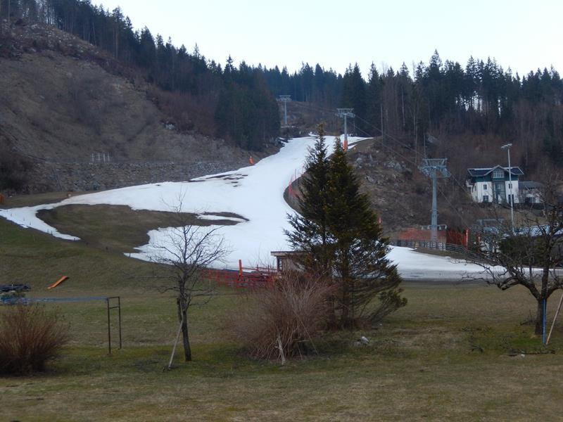 Hier laufen noch viele Ski.