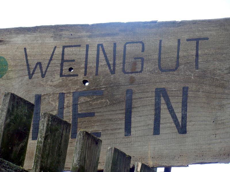 Hier geht es rein, zum Weingut Hein