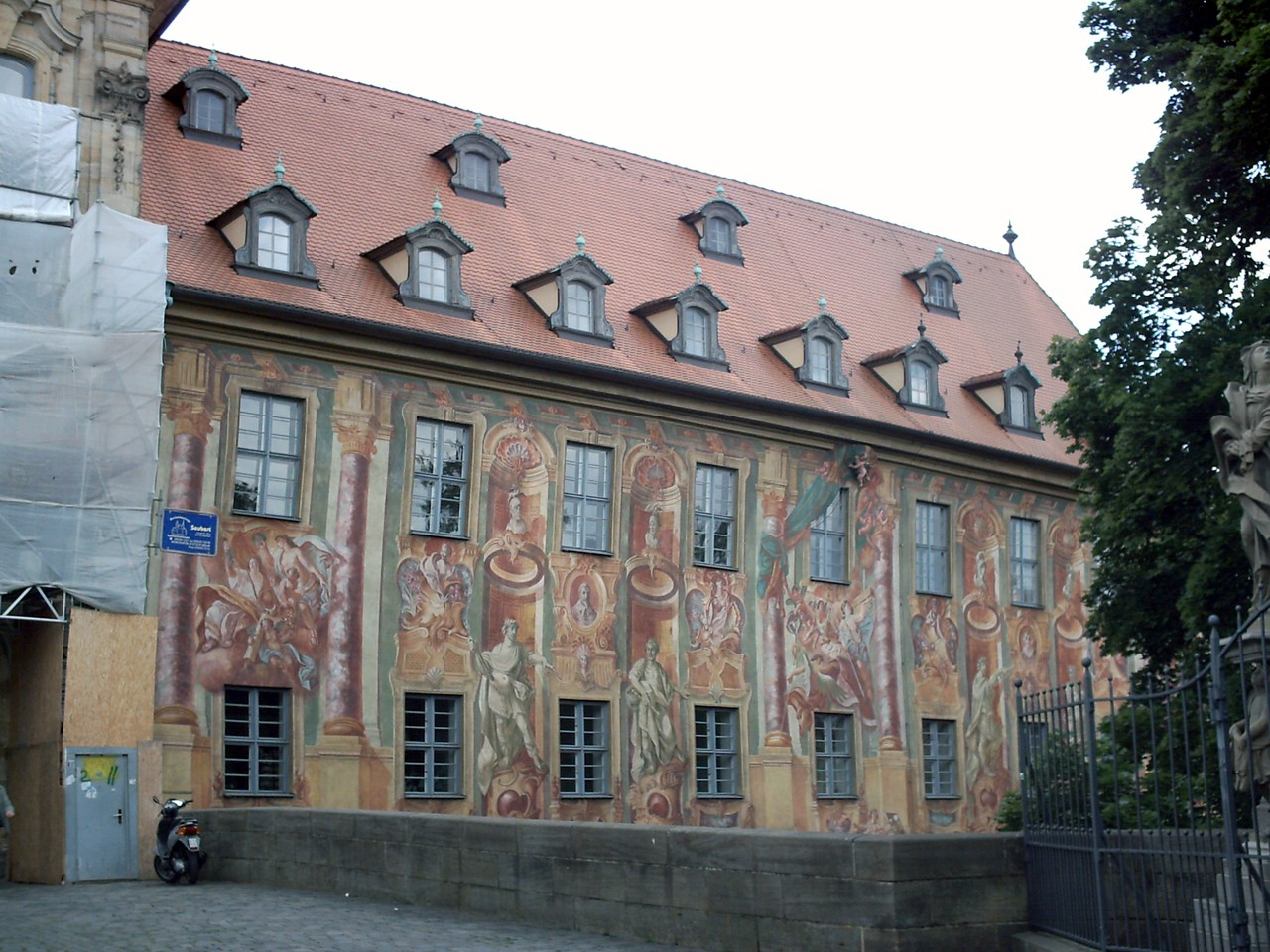 Alte Rathaus in Bamberg