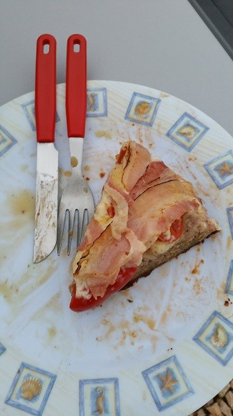 es schmeckte wirklich klasse auch die anderen Gerichte von Rotschi und Mic!. Klasse!!!!!!!