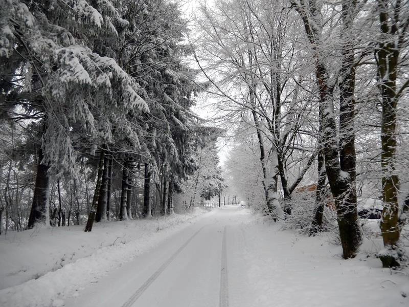 Und noch mal Winterstimmung