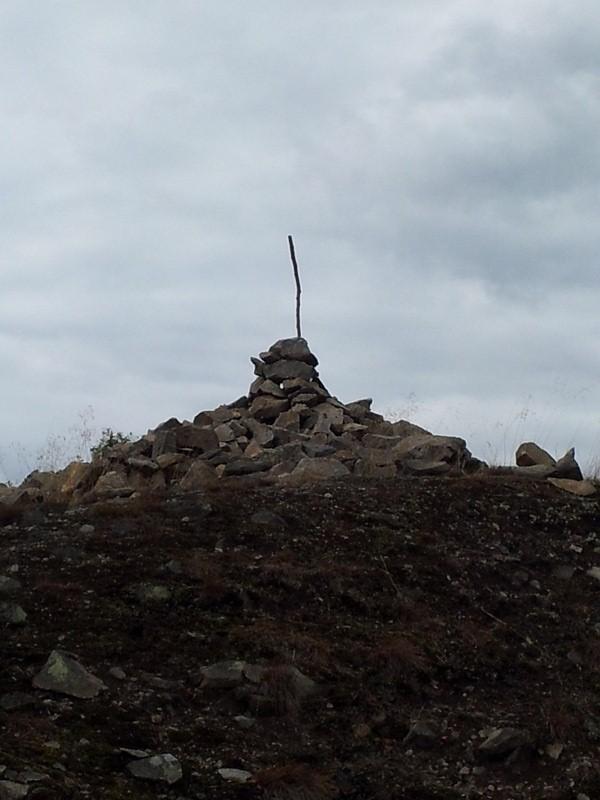 Das Gipfelkreuz ;))