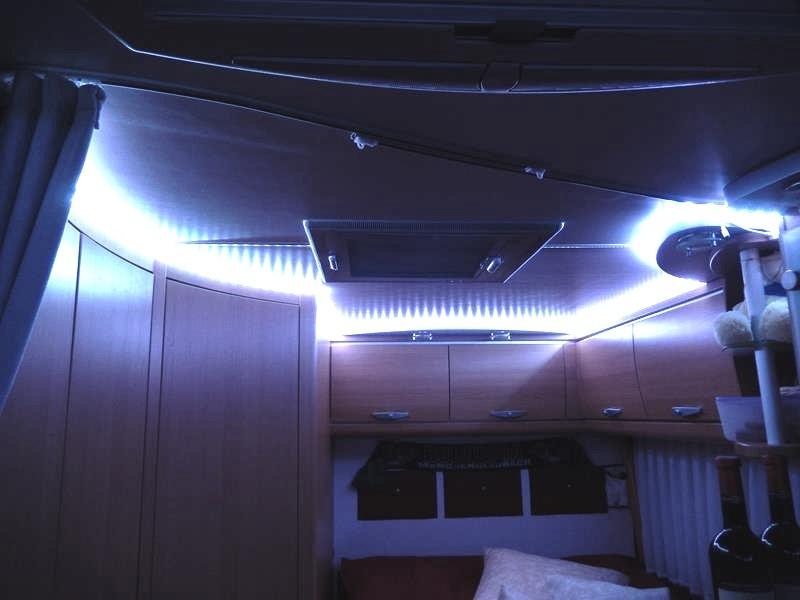 Die neue Beleuchtung ist wirklich ein Gewinn. Sehr angenehmes Licht.