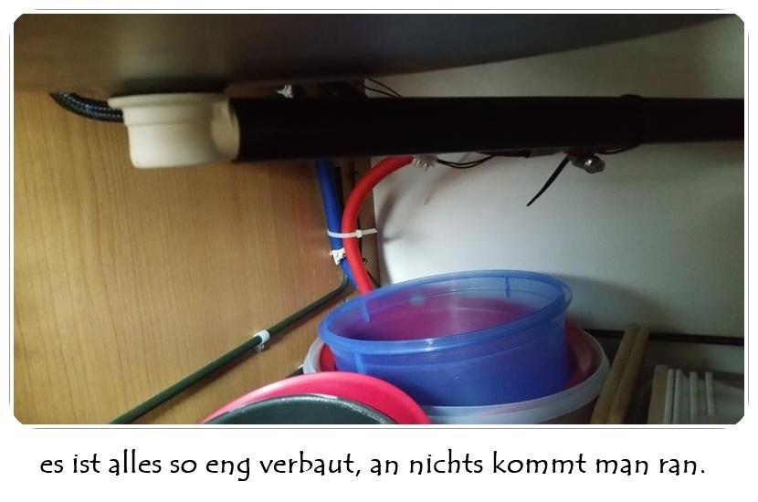Super Mikroschalter am Wasserhahn erneuert - Womo on Tour Webseite! AG58