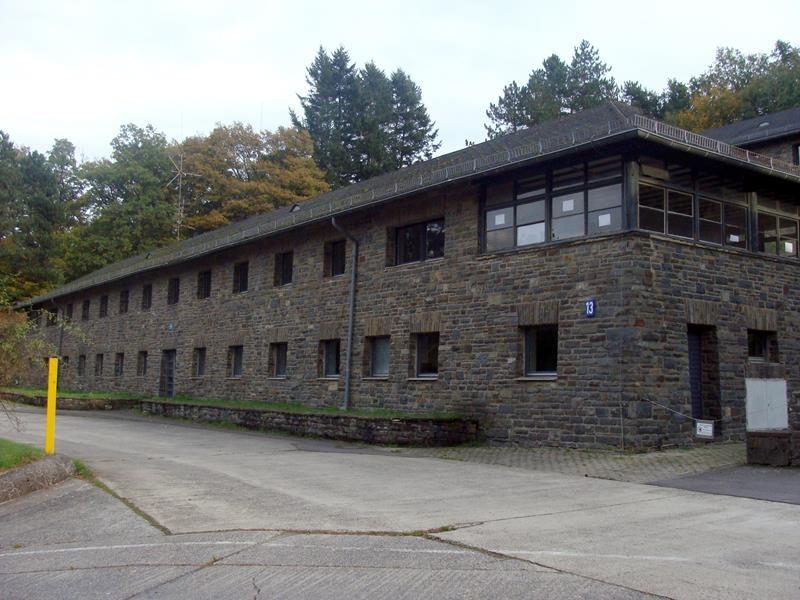 die NS-Ordensburg Vogelsang