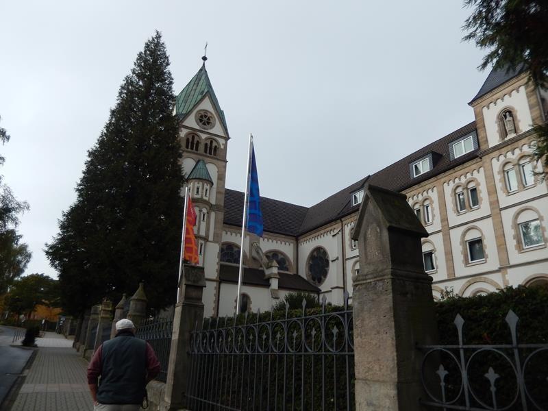 Das Bonifatius Kloster