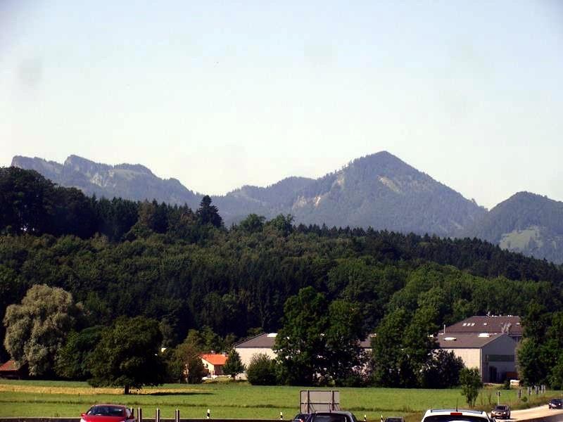 Tschüs Berge