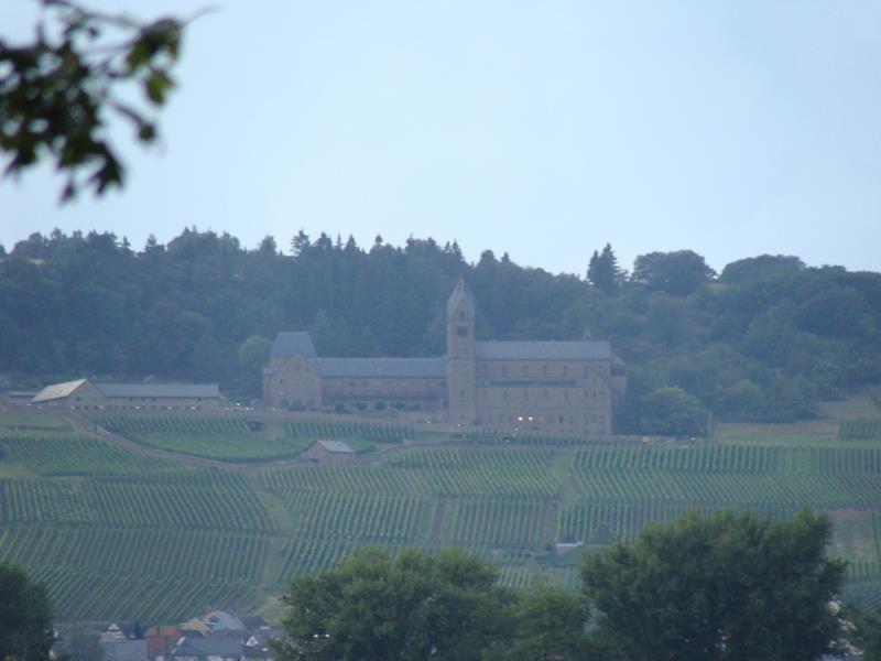 Noch mal das Kloster