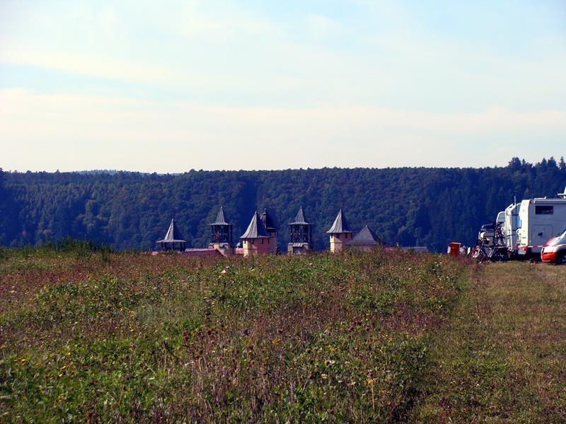Die Dächer von Wertheim Village